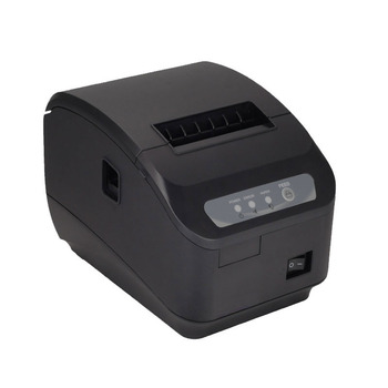 Yüksək keyfiyyətli термоусадочная 200мм/çap 80 mm POS printer mətbəx printer avtomatik kəsici printer ilə USB+serial port / lan